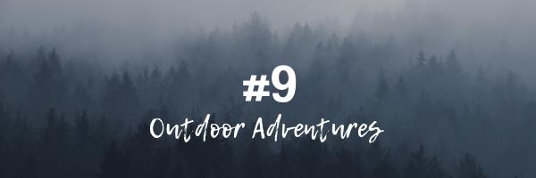 Number 9 Youtuber Outdoor Adventures
