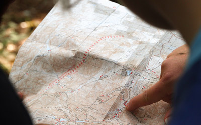 The destination is important when planning your hike