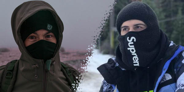 Neck gaiter or balaclava? What are the advantages of neck gaiters over balaclavas for hiking and other outdoor activities