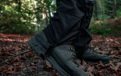 Gaiters FAQ How to wear gaiters for hiking image