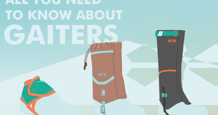 All you need to know about gaiters